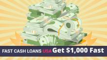 1000 dollar Payday Loans