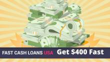 $400 Loans Online Fast