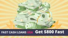 800 dollar loans
